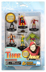 Marvel Hc: The Mighty Thor Starter Set