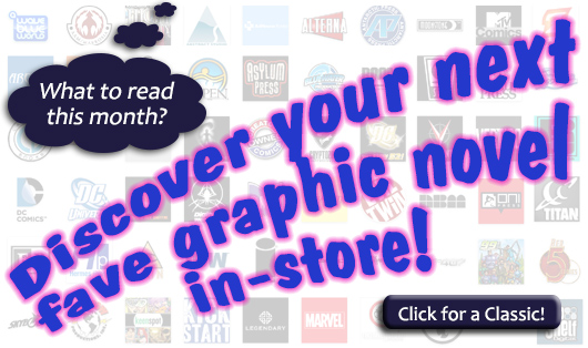 Comics & Graphic Novels