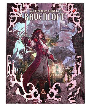 D&D 5th Edition: Ran Richten's Guide to Ravenloft