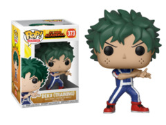 POP Animation MHA Deku Training Vinyl Figure (C: 1-1-2)
