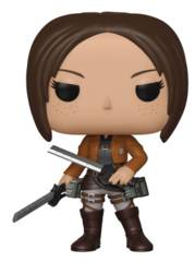 POP Animation Attack On Titan S3 Ymir Vinyl Figure (C: 1-1-2)