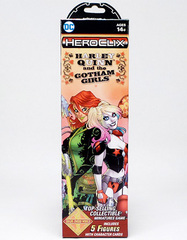 DC HeroClix: Harley Quinn & Gotham Girls Booster Box