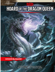 Dungeons & Dragons Tyranny of Dragons Hoard of the Dragon Queen
