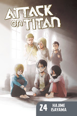 Attack on Titan Volume 24
