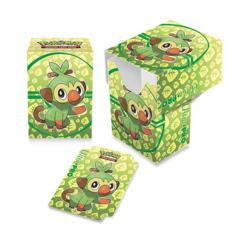Deck Box: Pokemon - Sword & Shield Galar Starters - Grookey