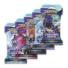 Sword & Shield Chilling Reign - Sleeved Booster Pack