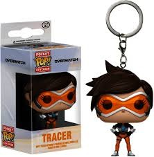 Pocket Pop! Keychain - Tracer