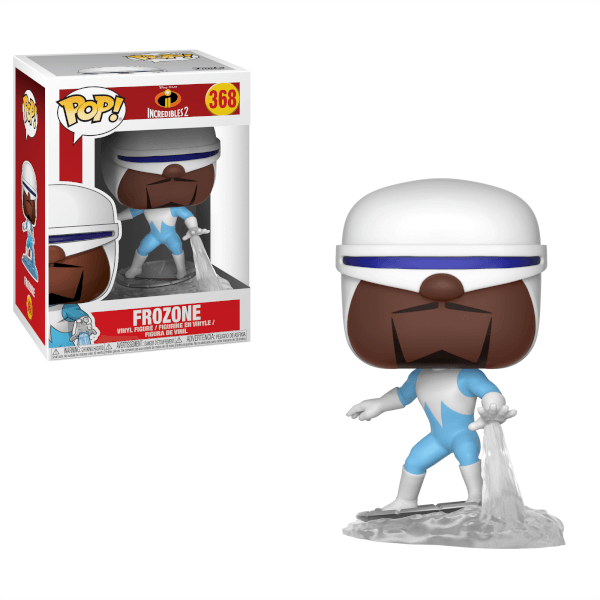 #368 - Frozone Incredibles