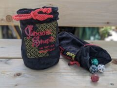Chaotic Stupid Dice Bag