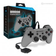 Brave Warrior Premium Controller for PS2 (Silver) Hyperkin