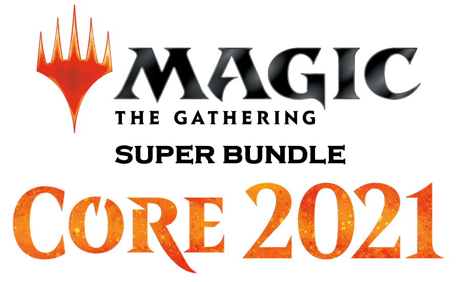 Core Set 2021 Super Bundle