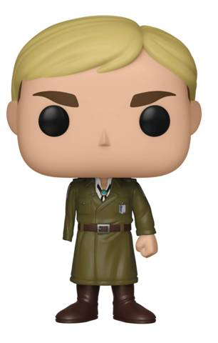 POP Animation Attack On Titan S3 Erwin Vinyl Figure (C: 1-1-2)