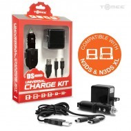 Universal Charge Kit for New 2DS XL/New 3DS/New 3DS XL/2DS/3DS XL/3DS/DSi XL/DSi/DS Lite Tomee