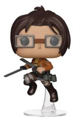 POP Animation Attack On Titan S3 Hange Vinyl Figure (C: 1-1-2)