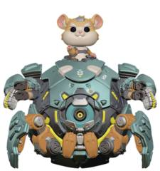 POP Overwatch Wrecking Ball 6IN Vinyl Figure (C: 1-1-2)
