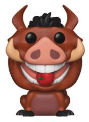 POP Disney Lion King Luau Pumbaa Vinyl Figure (C: 1-1-2)