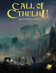 Call of Cthulhu : Keepers Screen