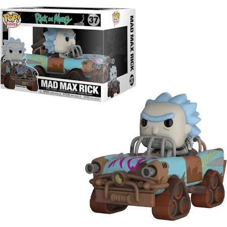 #37 - Mad Max Rick XL