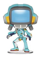 POP Animation FLCL Canti Vinyl Figure (C: 1-1-2)