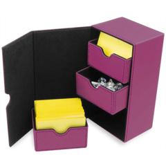 BCW Deck Vault - LX - 200 - Pink (1-DVLX-200-PNK)