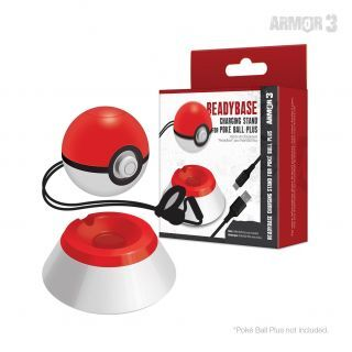ReadyBase Charging Stand For Poke Ball® Plus