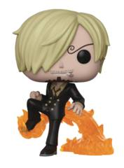 POP ANIMATION ONE PIECE S3 SANJI VINYL FIG (C: 1-1-2)