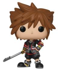 POP Disney Kingdom Hearts 3 Sora Vinyl Figure (C: 1-1-2)