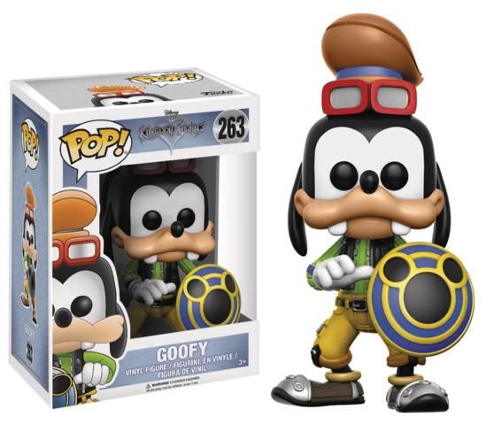 POP Kingdom Hearts Goofy Vinyl Figure (C: 1-1-2)