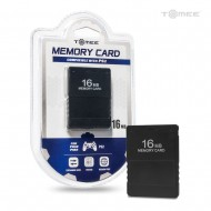 16MB Memory Card for PS2 Tomee
