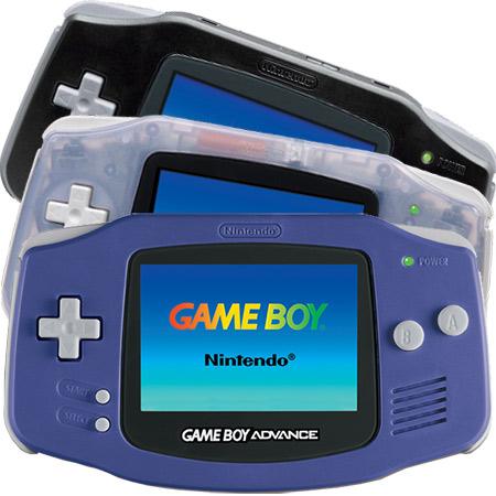 Nintendo Game Boy Advance System