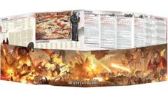 D&D 5th Edition: DM Screen- Baldur's Gate, Descent into Avernus
