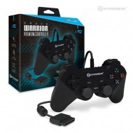 Brave Warrior Premium Controller for PS2 (Black) Hyperkin