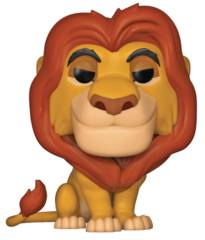 POP Disney Lion King Mufasa Vinyl Figure (C: 1-1-2)
