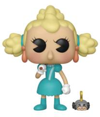 POP Games Cuphead S2 Sally Stageplay Vinyl Figure (C: 1-1-2)