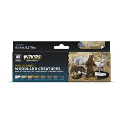 Wizkids Premium set: Woodland Creatures