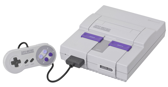 Nintendo SNES Super Nintendo Entertainment System