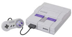 Nintendo SNES Super Nintendo Entertainment System