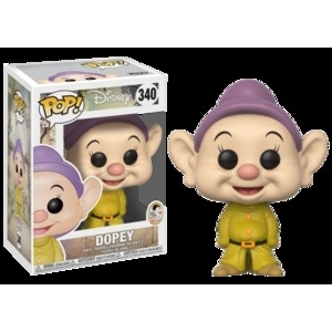 Funko POP Vinyl Figure Disney Snow White - Dopey 340