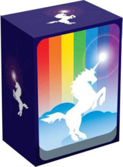 Legion Supplies Unicorn Rainbow Deck Box