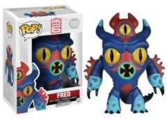 Funko POP Vinyl Figure Disney Big Hero 6 Fred 113