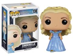Funko POP Vinyl Figure Disney Cinderella Live Action - Cinderella 138 - VAULTED