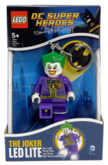 Lego LED Lite Keychain DC Super Heroes - The Joker