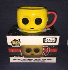 POP! Home Ceramic Mug / Cup - Star Wars Smugglers Bounty Exclusive - C-3PO