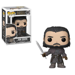 Funko POP Vinyl Figure Game of Thrones GOT Jon Snow 61