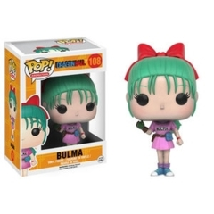 Funko POP Animation Vinyl Figure Dragon Ball Dragonball - Bulma 108