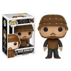 Funko POP Heroes Vinyl Figure Fantastic Beasts and Where to Find Them - Jacob Kowalski 05