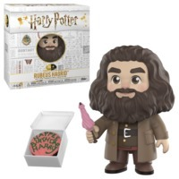 Vinyl 5 Star Harry Potter Rubeus Hagrid (Pink Umbrella)