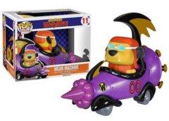 Funko POP Vinyl Rides Animation Hanna Barbera Wacky Races - Mean Machine 11