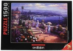 Anatolian Puzzle - Seaside View - 1500 pc