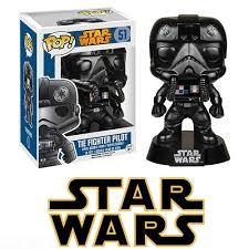 Funko POP Vinyl Bobble-Head Figure Star Wars Tie Fighter Pilot 51